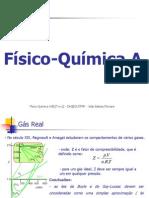 FQ a Termodinamica Classica GasReal01