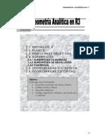 2-Geometría Analítica R3