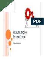 Remuneração Estratégica - Felipe Hashimoto