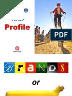 Personal Branding Questions - Social Media Profiling