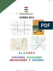 Relaciones Funciones Ecuaciones Inecuaciones y Sistemas