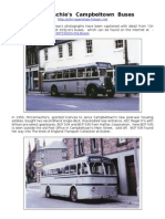 McConnachie's Campbeltown Buses