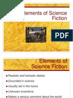 Characteristics of Science Fiction