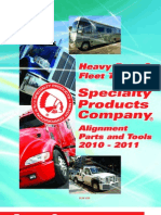 Specialty Products 2010 Heavy Duty Catalog