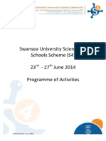 S4 Programme Final 2014