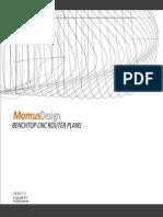 Momus Design Cnc Router Manual 1.2