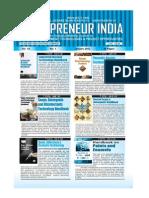 Entrepreneur India monthly magazine January 2013