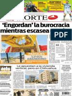 Periódico Norte edición del día lunes 16 de junio de 2014