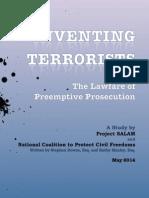 Inventing Terrorists Study
