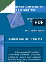 6. Estrategias Comerciales de la Empresa. Estrategias de Pro.ppt