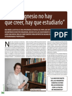 Articulo Ana Maria Lajusticia