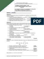 e f Chimie Organica i Niv i Niv II Si 043