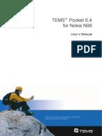 TEMS Pocket 6.4 for Nokia N96