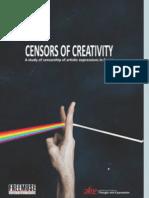 Censors Creativity
