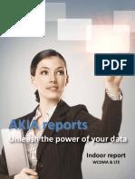 SIRIQ's AKIA Indoor Report