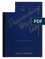 McCall - Dressmaking Made Easy - 1939