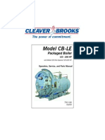 Manual Caldero 750-184 Model Cble-125-200bhp