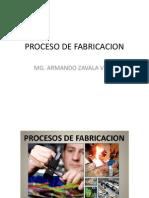 Proceso de Fabricacion