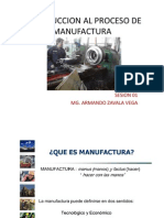 Sesion 01 Introduccion Al Proceso de Manufactura - Copia
