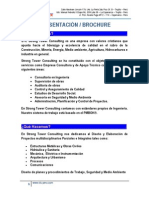 Brochure Documento STC Rev 0