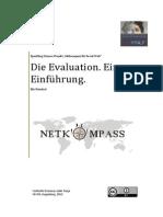 Handout Evaluation