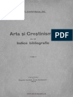 Arta Şi Creştinismul, P. Constantinescu 1926