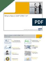 SAP CRM7 Highlights