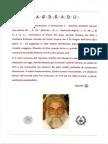 Commemorazione del Potentissimo e Serenissimo Fratello  Gaetano Musico'