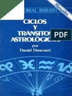Daniel Dancourt - Ciclos y Tránsitos Astrológicos