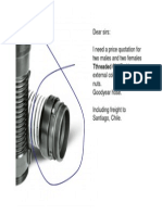 Action Coupling Threaded 6 in Couplings