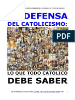 LibroEnDefensaDelCatolicismoLoQueTodoCatolicoDebeSaberPHF