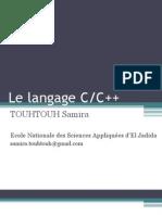 language C++