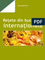Retete Din Bucataria Internationala