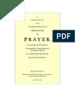 (Anon) A Method of Prayer 1761