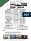 3d 2n Penang Package (01april 2012 - 31 March 2013)