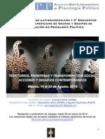 2 Congreso Mexico 2014 AILPP
