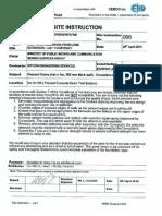 130429 Lot 1 751 Site Instruction 006
