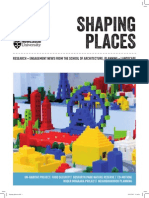 Shaping Places 1 (Autumn 2013)