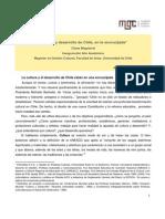 Clase Magistral Ana María Foxley