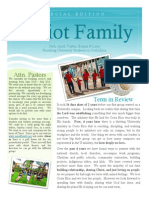 Amiot Special Edition Newsletter