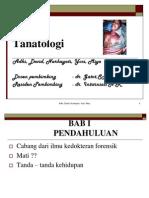 Tanatologi (UPN)