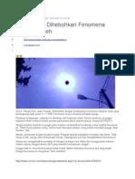 Fenomena Matahari 4okt11