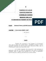 Baby Loup - Mémoire Ampliatif Waquet