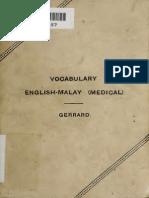 Medical Malay