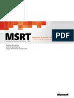 MSRT - Progress Made Lessons Learned (PTB) (1)