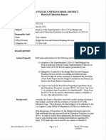 Final Budget June 24th Report LAUSD
