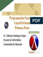 Programacion Funcional Lisp DrScheme Primera_Parte
