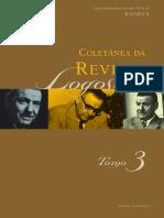 Coletanea Da Revista Logosofia - ToMO IIIoceihp553e0cr045wx0srg55