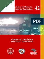 MTB 42 Incêndio LocalConfinado