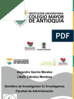 Diapositivas Clúster 2014